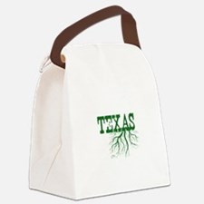 Texas Roots Canvas Lunch Bag