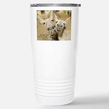 Unique Donkey Travel Mug