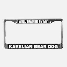 Well Trained By My Karelian Bear Dog