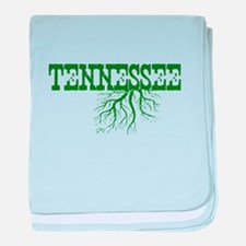Tennessee Roots baby blanket