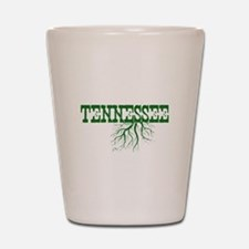 Tennessee Roots Shot Glass