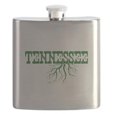 Tennessee Roots Flask