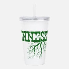 Tennessee Roots Acrylic Double-wall Tumbler
