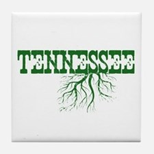 Tennessee Roots Tile Coaster