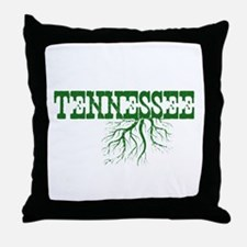 Tennessee Roots Throw Pillow