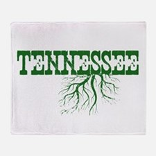 Tennessee Roots Throw Blanket
