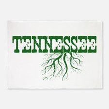 Tennessee Roots 5'x7'Area Rug