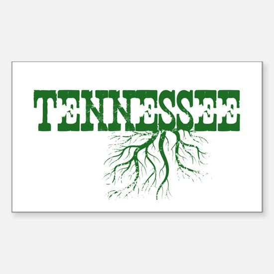 Tennessee Roots Sticker (Rectangle)