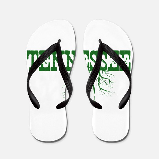 Tennessee Roots Flip Flops