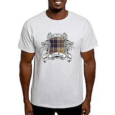 MacRae Tartan Shield T-Shirt