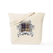 MacRae Tartan Shield Tote Bag