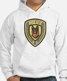 Police Canine Unit Hoodie