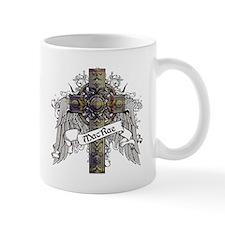 MacRae Tartan Cross Mug