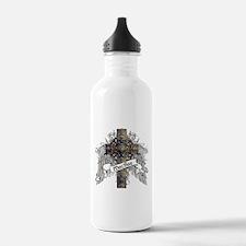 MacRae Tartan Cross Water Bottle