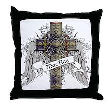 MacRae Tartan Cross Throw Pillow