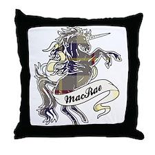 MacRae Unicorn Throw Pillow