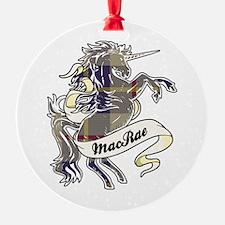 MacRae Unicorn Ornament