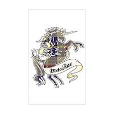 MacRae Unicorn Decal