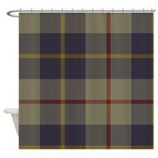MacRae Tartan Shower Curtain