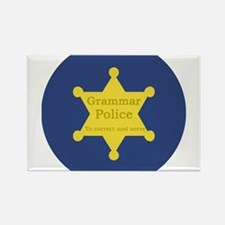 Grammar Police Magnets