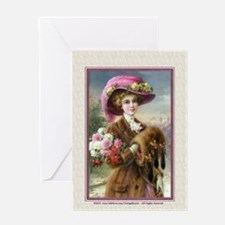 12 Vernon Winter Beauty Greeting Cards