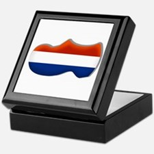Dutch Clogs Keepsake Box