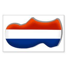 Dutch Clogs Stickers