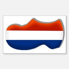 Dutch Clogs Stickers