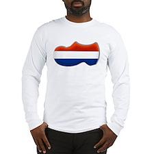 Dutch Clogs Long Sleeve T-Shirt