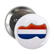 "Dutch Clogs 2.25"" Button"