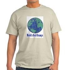 World's Best Gramps T-Shirt
