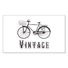 Vintage Bicycle Stickers