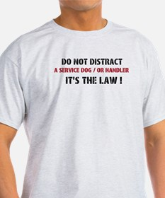 DO NOT DISTRACT T-Shirt