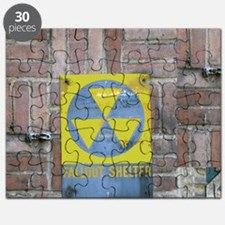 Fallout Shelter Sign Puzzle