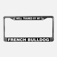 Well Trained By My French Bulldog