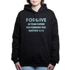 FORGIVE Women's Hooded Sweatshirt