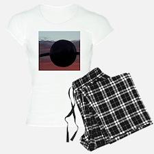 Sunrise over Millennial Arc Pajamas
