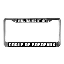 Well Trained By My Dogue de Bordeaux