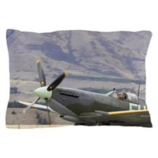 Supermarine Spitfire - British and all Pillow Case