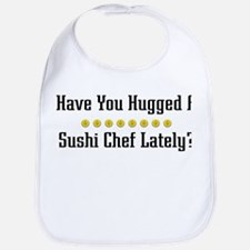Hugged Sushi Chef Bib