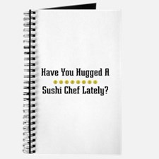 Hugged Sushi Chef Journal