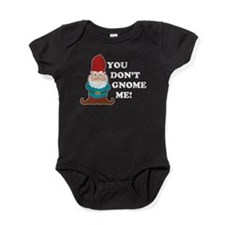 Unique Gnome saying Baby Bodysuit