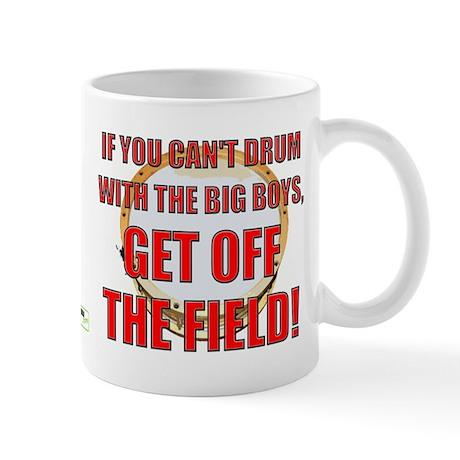 Drum With The Big Boys Mug