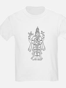 Vishnu - Hindu Diety T-Shirt