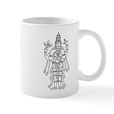 Vishnu - Hindu Diety Mug