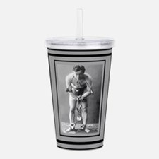 Harry Houdini Acrylic Double-wall Tumbler