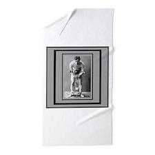 Harry Houdini Beach Towel