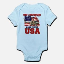 UH-1 Iroquois Infant Bodysuit