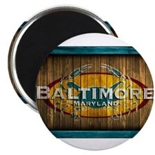 Baltimore Crab Magnets