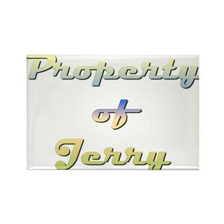 Property Of Jerry Female Magnets
